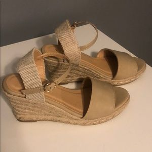 Wanted - Wedge sandals